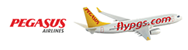 Pegasus Airlines Flights Schedule