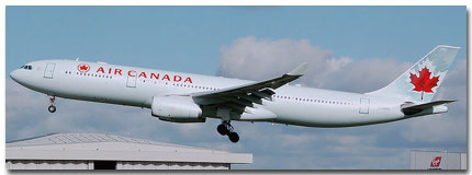 Air Canada Flight Schedule Online