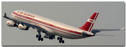 Air Mauritius Flights Tickets and Schedule