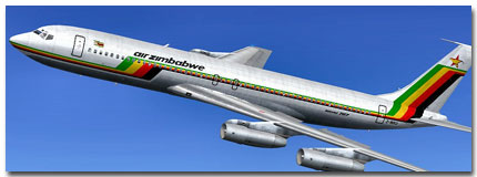 Air Zimbabwe Flights Tickets and Schedule