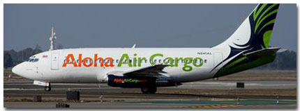 Aloha Airlines Cargo