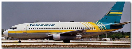 Bahamasair Flights Tickets and Schedule