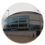 Waterfront Hall in Belfast