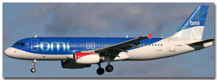 British Midlands Airlines In-Flight Services