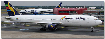 Eritrean Airlines Flight Schedule Online