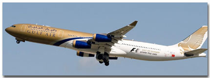Gulf Air Flights Tickets and Schedule