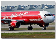 Air Asia Airlines Cheap Flight tickets Online