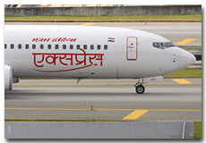 Air India Express Online Booking