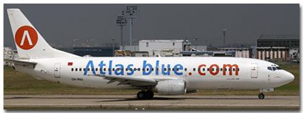 Atlas Blue Cheap Flights tickets