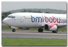 Bmibaby Airlines Cheap Flights tickets