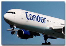 Condor Airlines Cheap Flights tickets