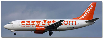 Easyjet Airlines Cheap Flights tickets