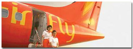 Firefly Airlines Cheap Flights tickets