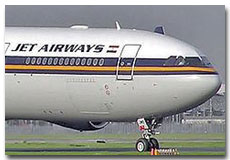 Jet Airways flight ticket reservations