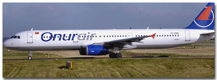 Onur Air Cheap Flights tickets