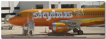 Skybus Airlines Cheap Flights tickets
