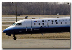 United Express Airlines flight tickets