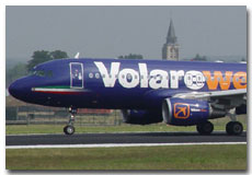 Volare Airlines Cheap Flights tickets
