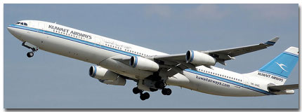 Kuwait Airways Flight Schedule Online