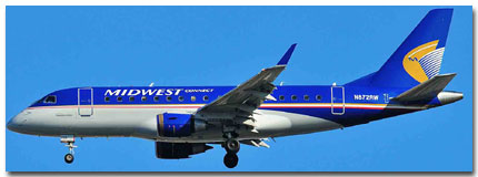 Low Fare Midwest Airlines Reservations