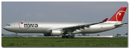 Northwest Airlines Flights Tickets and Phone Number