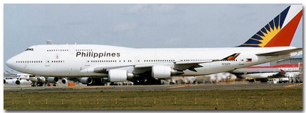Low Fare Philippine Airlines Tickets Reservations