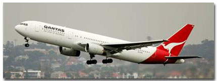 Qantas Frequent Flyer Bookings