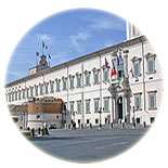 The Quirinal Palace Rome