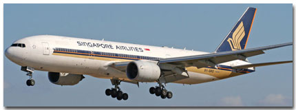 Low Fare Singapore Airlines Cheap Tickets Reservations