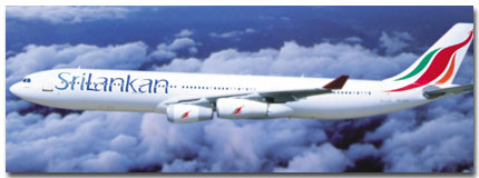 Sri Lankan Airlines Flights Tickets and Schedule