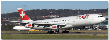 Swiss International Airlines Flight Schedule