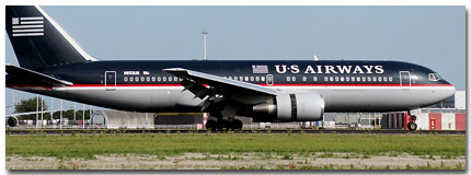 US Airways Dividend Miles