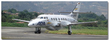 ADA Aerolinea de Antioquia flights tickets