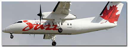 Air Canada Jazz flight tickets Online