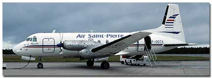 Air Saint Pierre flight tickets Online