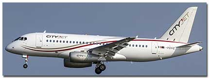 CityJet flight tickets Online