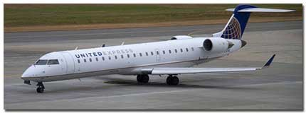 United Express Airlines flight tickets Online